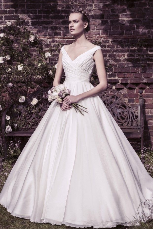 Ellis Bridals Wedding Dresses: Rose Collection 2015 see more at http://www.wantthatwedding.co.uk/2015/03/26/ellis-bridals-wedding-dresses-rose-collection-2015/