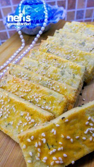 Peynirli Kurabiye (4 malzemeli)