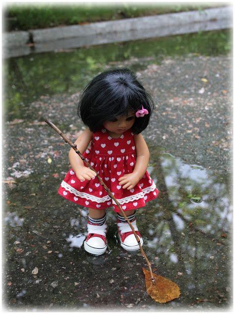 Дорога в мир волшебства и сказки...В мир прекрасный и загадочный...В мир кукол!: Из жизни Rasselbande :)