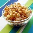 This looks so good! Peanut Butter Popcorn!  (I'm thinking that is we throw some chocolate chips in there...perfection!)