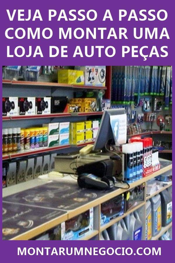 4b37d3d9b Veja como montar uma loja de auto peças passo a passo! Vender peças  automotivas é sempre um bom negócio e aqui você descobrirá como lucrar  nesse tipo de ...