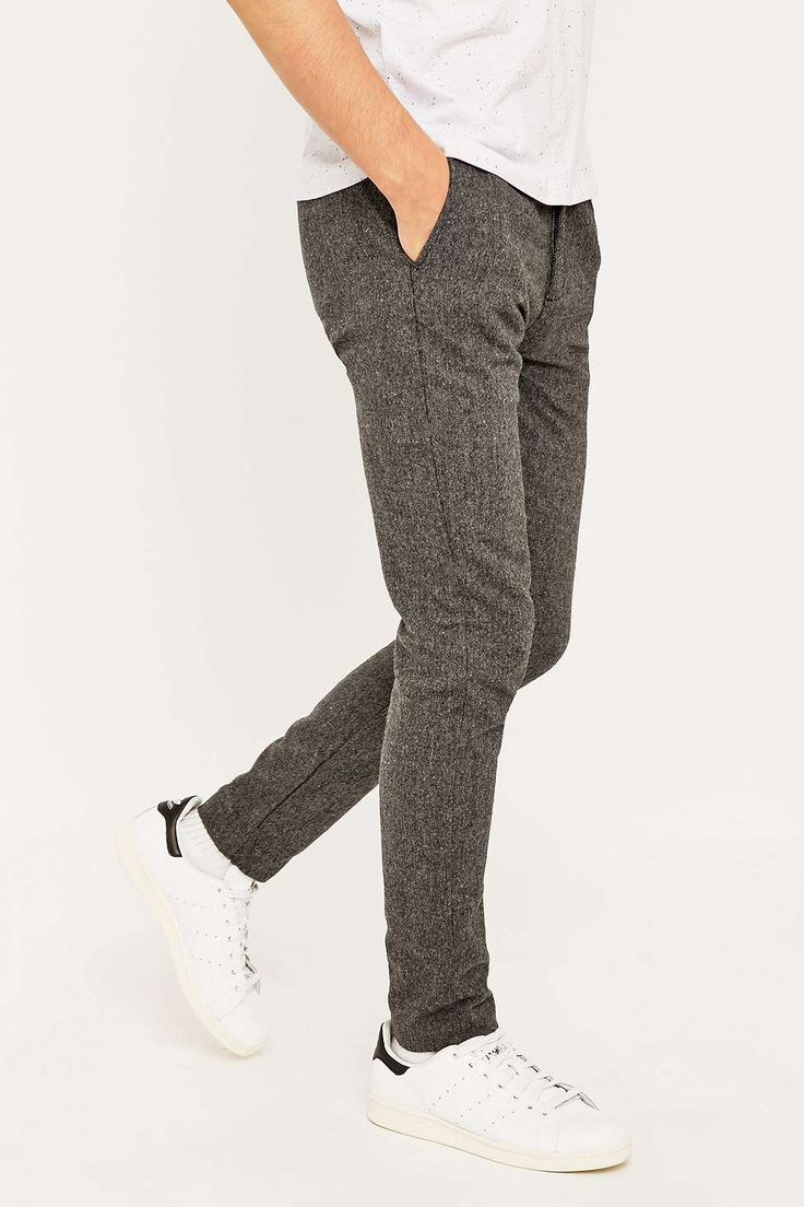 Selected Homme Alberto Wool Anti-Fit Trousers Not sure of the fit but look good