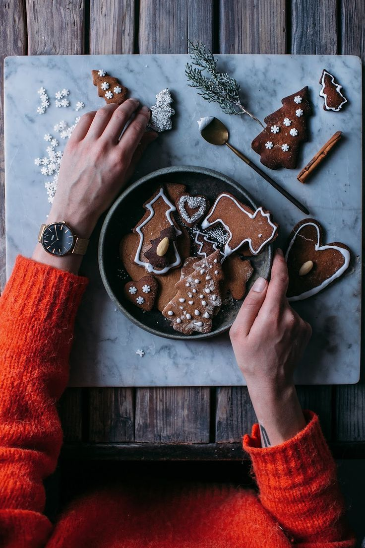 Our food stories glutenfree ginger bread house and a new watch from cluse