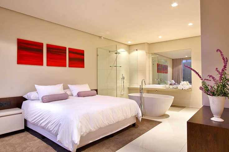 Tranquility and ultimate comfort. 100% cotton sheets and underfloor heating.   www.theblinkwater.com