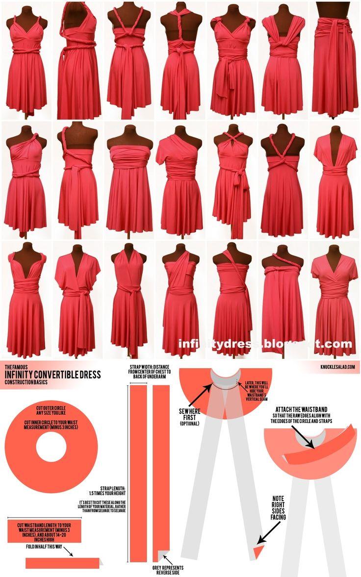 Bridesmaids dress in dark purple color Maternity dress Made to measure wrap…