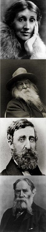 best walt whitman images walt whitman writers virginia woolf top walt whitman henry david thoreau and james russell lowell