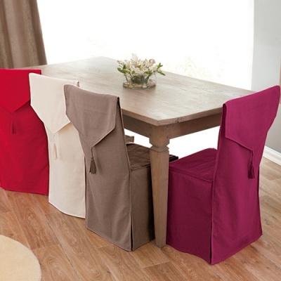 Les 25 meilleures id es de la cat gorie housses de chaises for Housse de chaise en cuir
