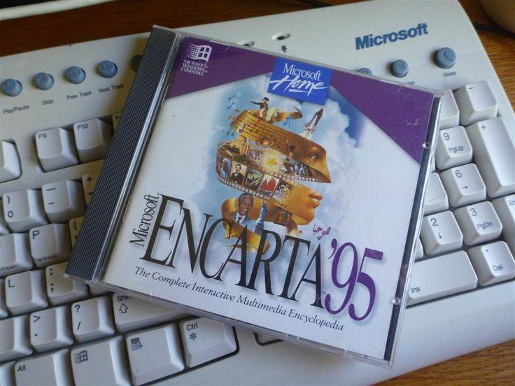 Esta era la primera enciclopedia digital