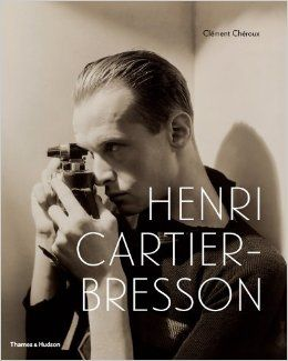 Henri Cartier-Bresson     Here and Now -