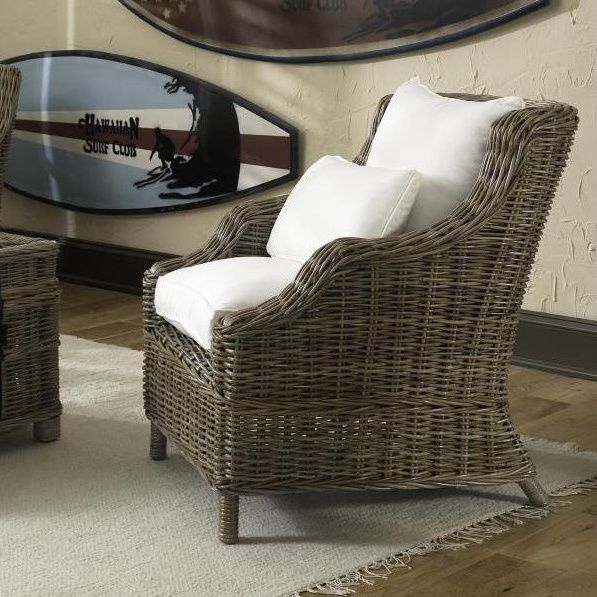 Tenerife Kubu Wicker Lounge Chair | Overstock.com Shopping   The Best Deals  On Living