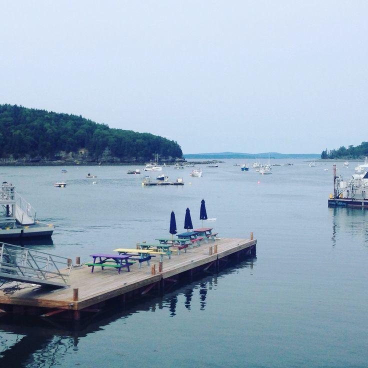 Stewman's Downtown Restaurant  Bar Harbor, Maine 2015 Photo by Enya Calibuso