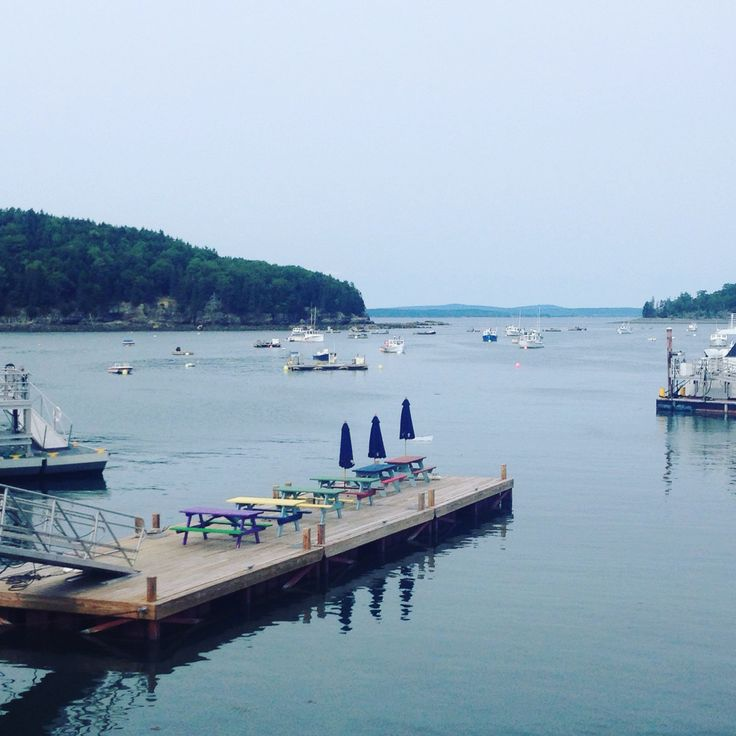 Stewman's Downtown Restaurant  Bar Harbor, Maine 2015 Photo by Enya Calibuso