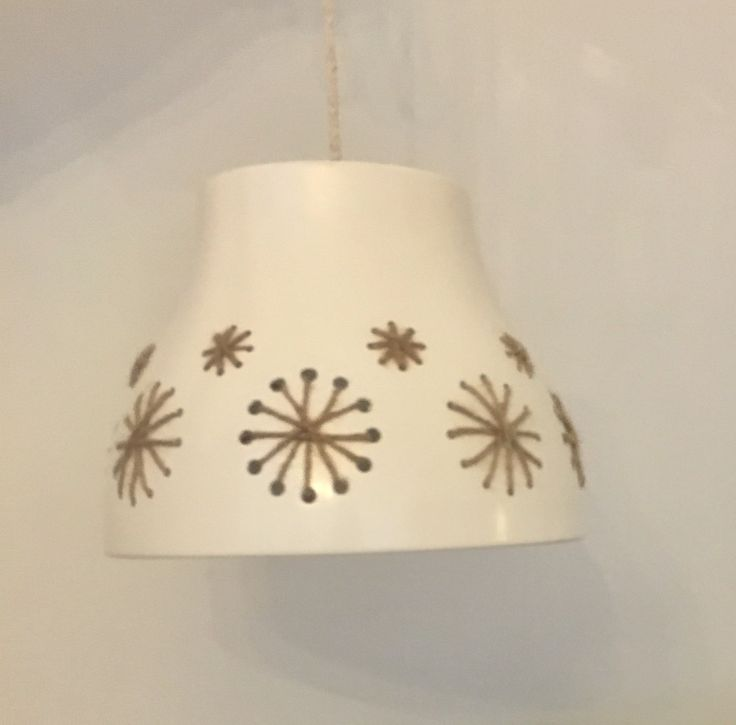 Starlight ceiling pendant