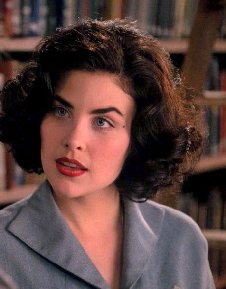 Audrey horne hair tutorial | Foto & Video