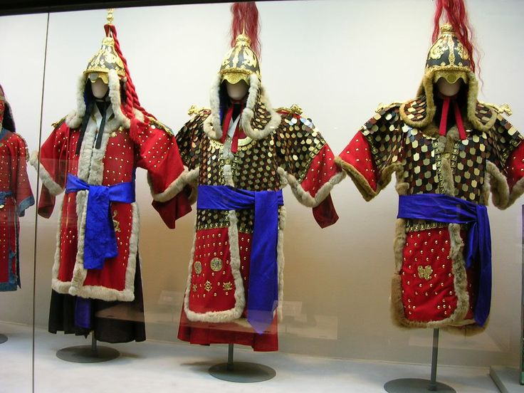 ancient korean armor