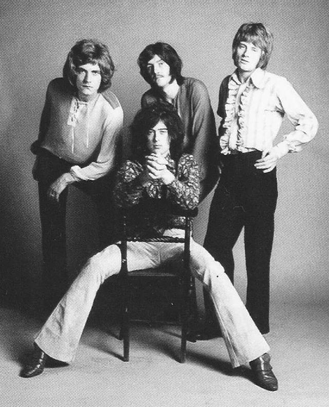 Led Zeppelin 1968 | Led zeppelin, Robert plant, Led zepplin