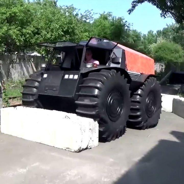 SHERP ATV Vehicle https://www.facebook.com/ViralMega/videos/1743835835905423/