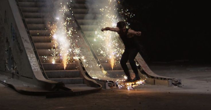 #Skaturday chispeante – Jonathan Rivas y Maciek Jasik #skate #video Coctel Demente