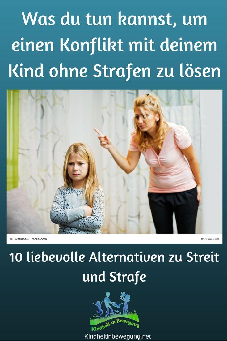 Was du tun kannst, um einen Konflikt mit deinem Kind ohne Strafen zu lösen – Lavendelblog