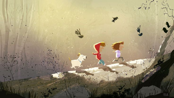 Pascal Campion's On the hunt for FUN.