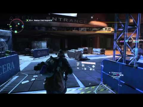 Tom Clancy's The Division™ PS4 Loading Glitch - YouTube