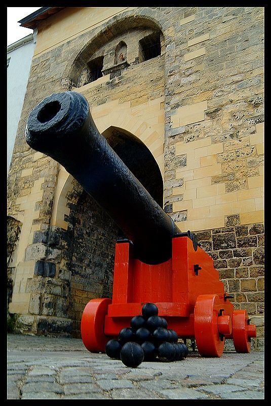 Valkenburg's Castle, Valkenburg, Netherlands
