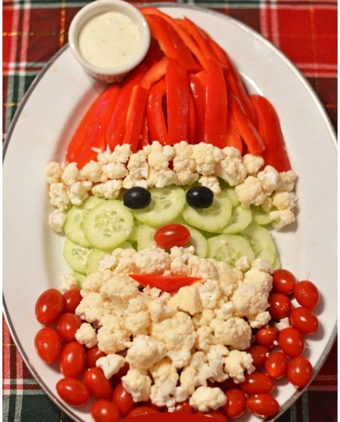 Best 25 christmas fruit ideas ideas on pinterest - Christmas tree shaped appetizers ...