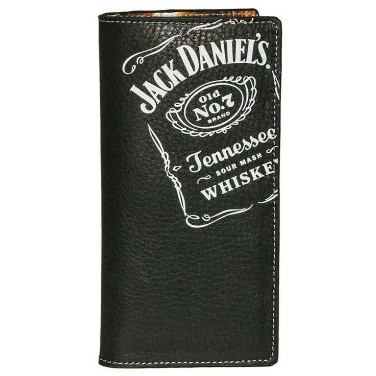 Jack Daniels Black Rodeo Wallet