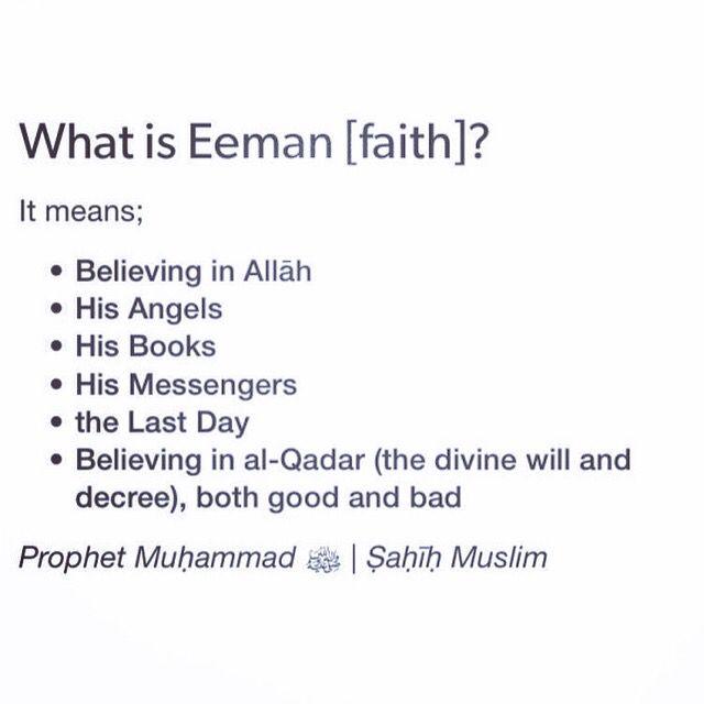 eeman faith                                                                                                                                                                                 More