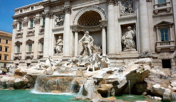 Rome Historical centre walk: The Corso and its neighborhood.