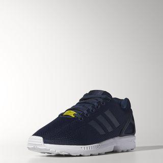 adidas - Scarpe ZX Flux Dark Blue / Dark Blue / Core White M19841