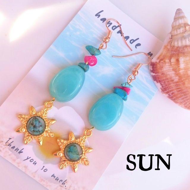 SUN☀️ターコイズ | beach shop N.s