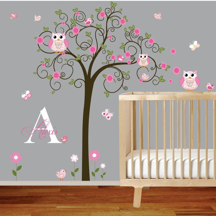 1000 images about tree mural on pinterest nursery for Cherry tree wall mural