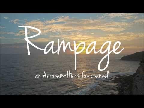 Abraham Hicks: Rampage of Self-Appreciation/so so Fabulous!!!❤️