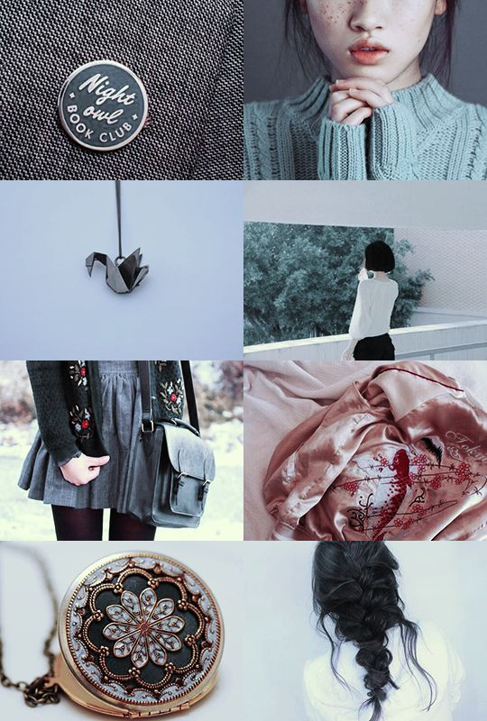 """Cho Chang 2/2: """"Cho was a year older than he was; she was very pretty; she was a very good Quidditch player, and she was very popular. """""""