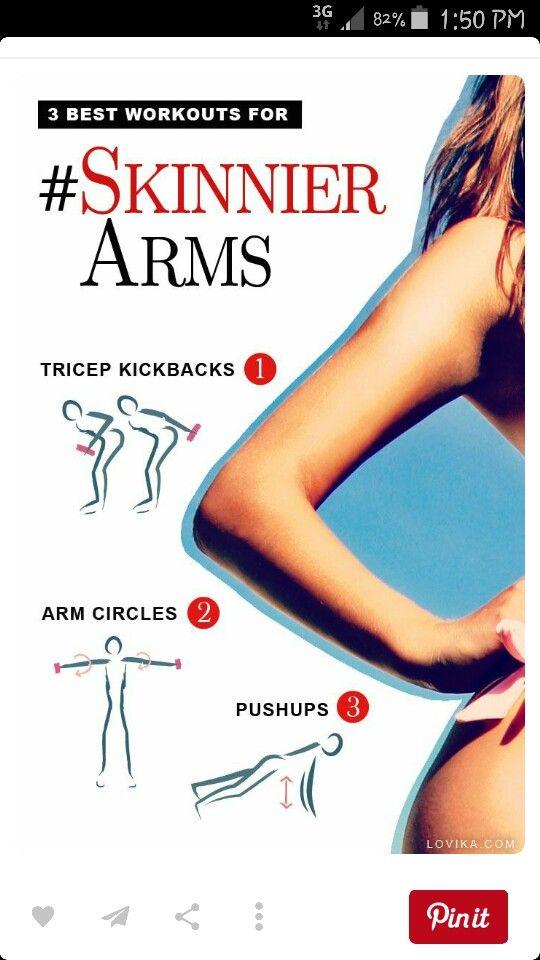 Skinnier Arms