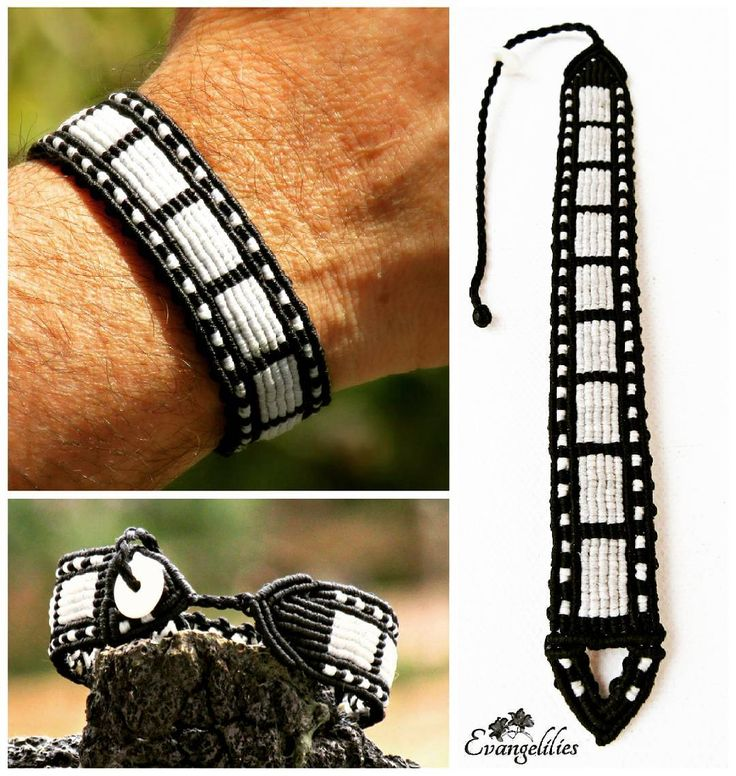 "✿ ""Cinephile""... macrame bracelet. ...Lights, Camera, Action!!! #macrame #micromacrame #evangelilies #micromacramejewelry #macramejewelry #macramebracelet #macrameart #macramelove #handmadejewelry #μακραμέ #χειροποιητακοσμηματα #χειροποίητο #handmadewithlove #handmadebracelet #madeingreece #madebyme #knottedjewelry #cinema #movieholic #filmaholic #filmreel #cinefile #cinemalovers #cinemaholic #mensjewelry #filmlover #cinephile"