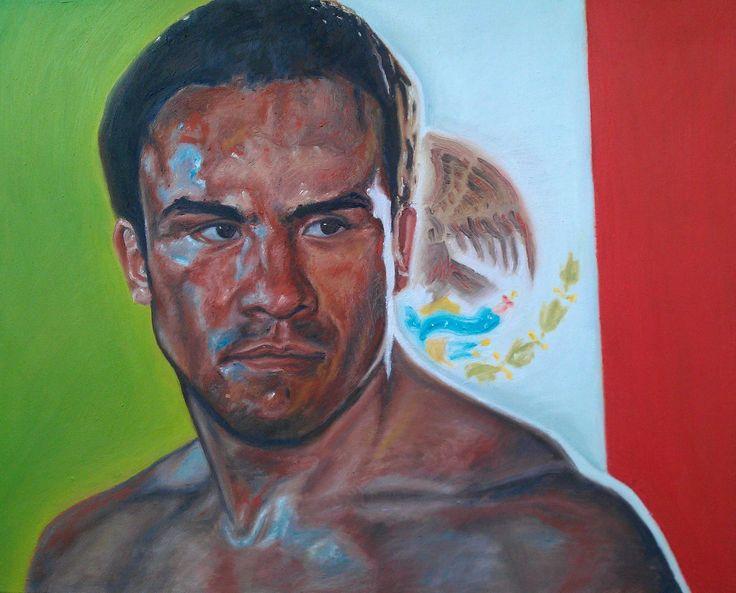 Mexican boxer Juan Manuel Marquez lightweight featherweight ATG