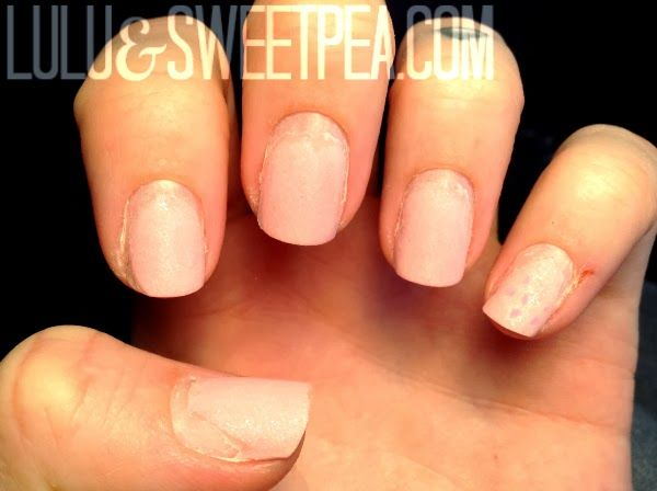 Changing your gel color- without soaking them off first