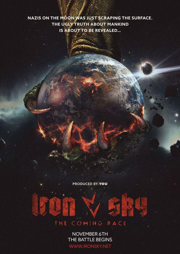 Iron Sky The Coming Race 2018 Movie