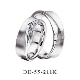 Egyszínű Karika Gyűrű