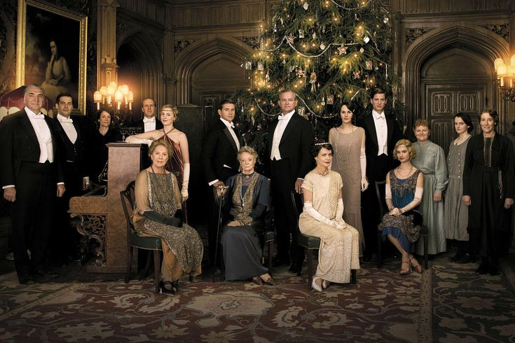 Downton Abbey Boss Explains Why the Show's Ending — Will There Be a Movie?