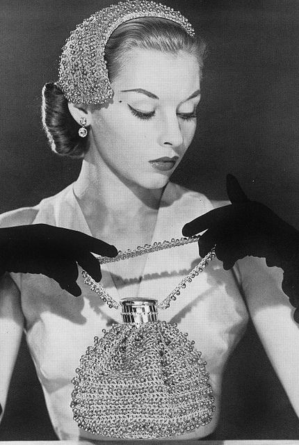 Luxurious and frivolous accessories will play a large part in Jo's early costume designs.