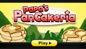 Papas Pancakeria - Help Prudence and Cooper run Papas Pancakeria! Youll need to cook and stack pancakes, french toast, and waffles in Papas latest time-management game.