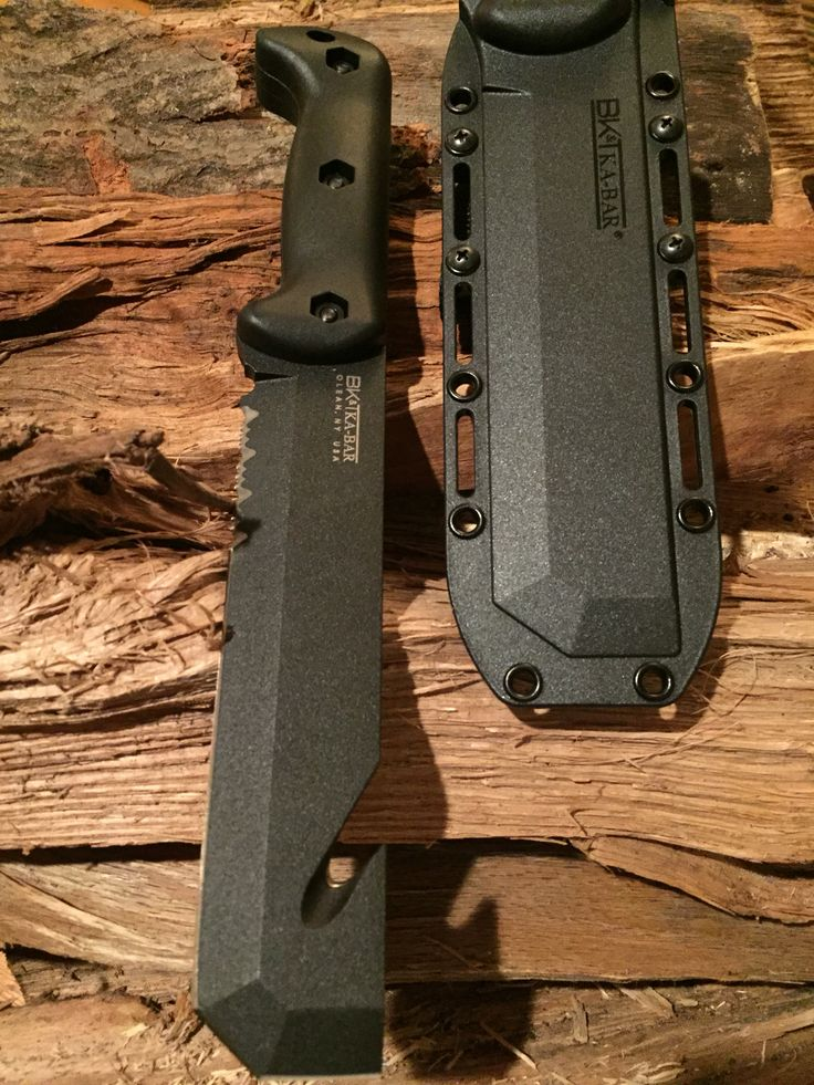 BK Ka Bar Survival I know this is more of a tool than a weapon. It I want it !