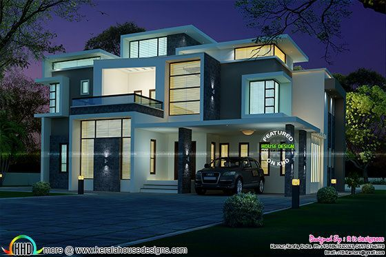 Stunning contemporary house architecture in 2020 | House ...