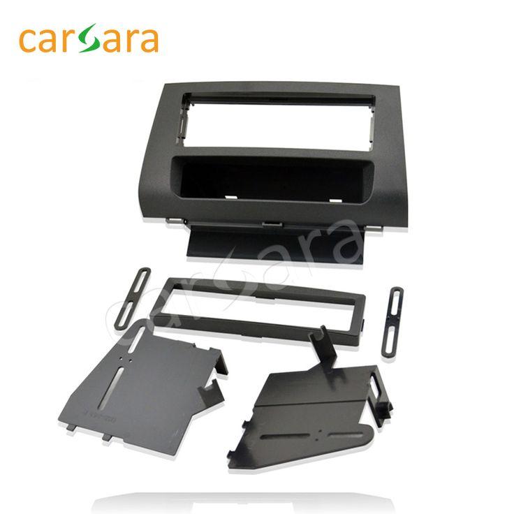 1 Din Car Fascia Panel Frame / Audio Panel Frame / Car Dash Frame Kit For Mazda 3 2004 2005 2006 2007 2008 2009 Free Shipping #Affiliate