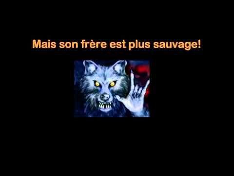 Chanson - Les zombies et les loups-garoux, Raffi (avec les paroles)