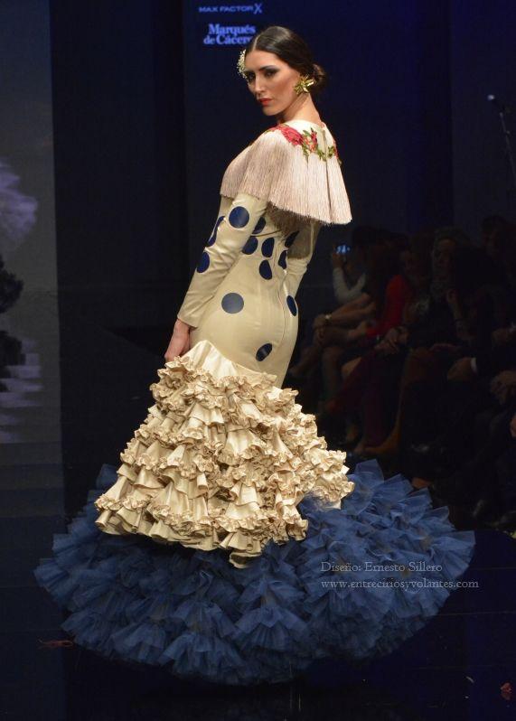 trajes de flamenca ernesto sillero simof 2016 (12)