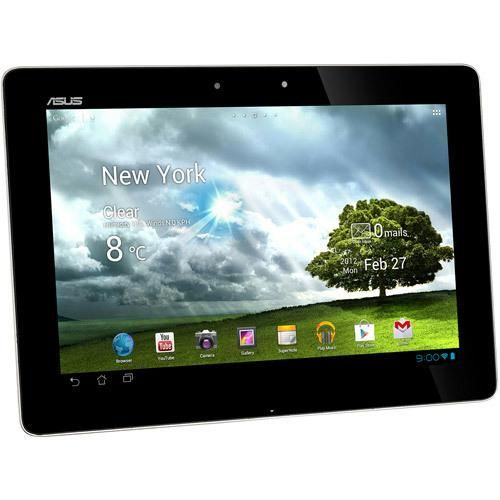 "Asus Transformer 10.1"" Tablet with 64GB Memory - Crome / Grey"
